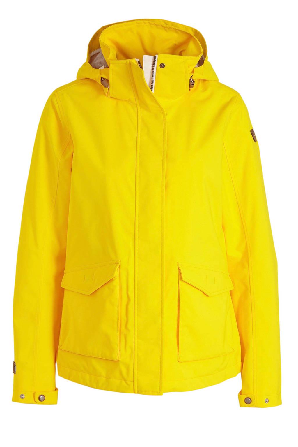 Icepeak outdoor jas Alameda geel, Geel