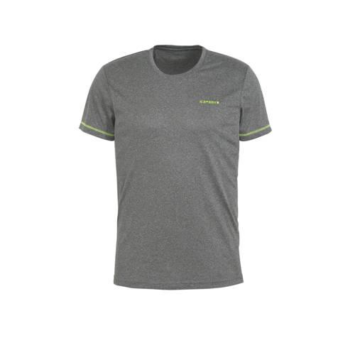 Icepeak outdoor T-shirt Bogen grijs