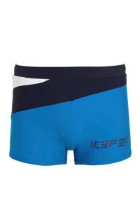 Icepeak zwemboxer Irapuato Jr. blauw/donkerblauw, Blauw/donkerblauw