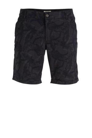 outdoor short Monona donkerblauw