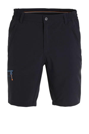 outdoor short donkerblauw