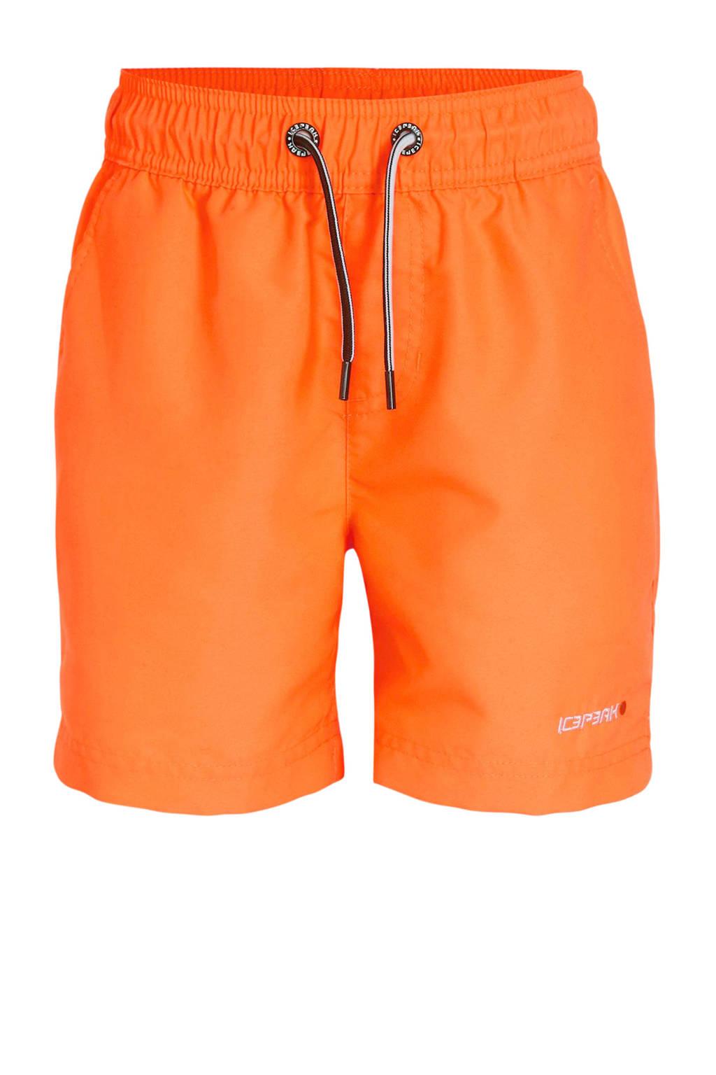 Icepeak zwemshort Melvin oranje, Oranje