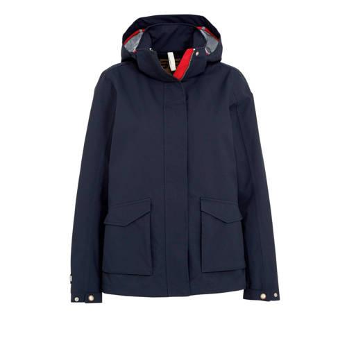 Icepeak outdoor jas Alameda donkerblauw