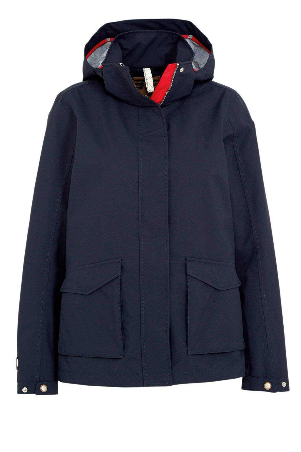 Icepeak outdoor jas Alameda donkerblauw, Donkerblauw