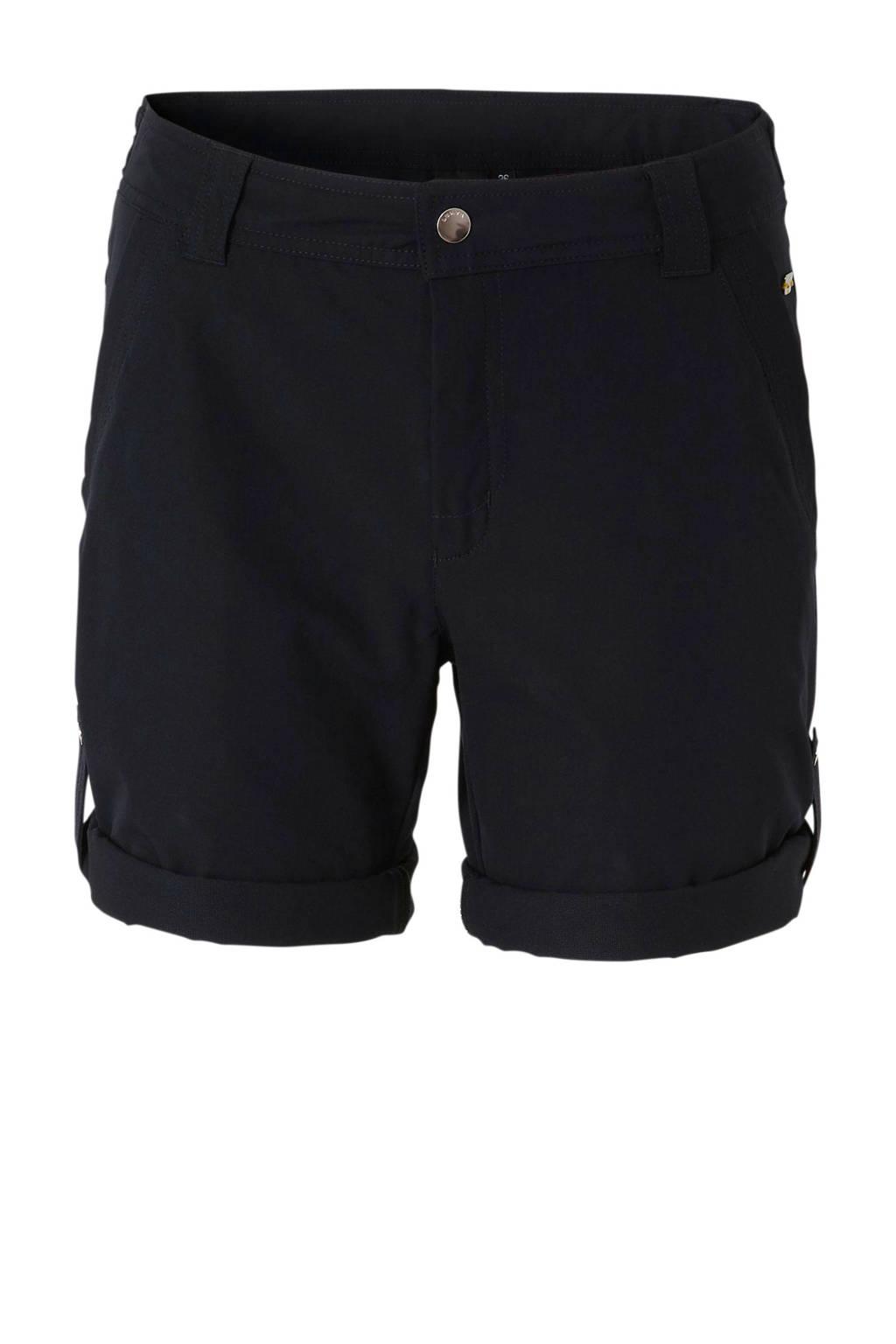 Luhta outdoor short Aseme donkerblauw, Donkerblauw