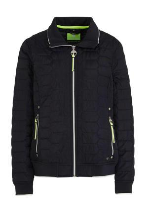 Annikkala outdoor jas donkerblauw