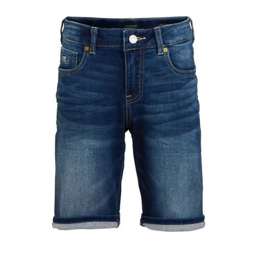 Scotch & Soda Amsterdams Blauw jeans bermuda S