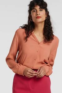 Modström blouse Alissa roze, Roze