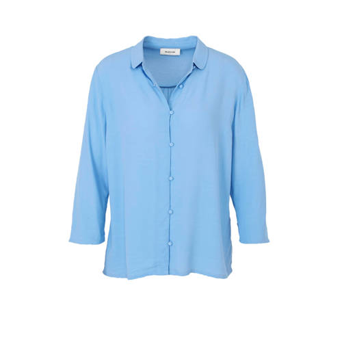 Modstr??m blouse Berta blauw