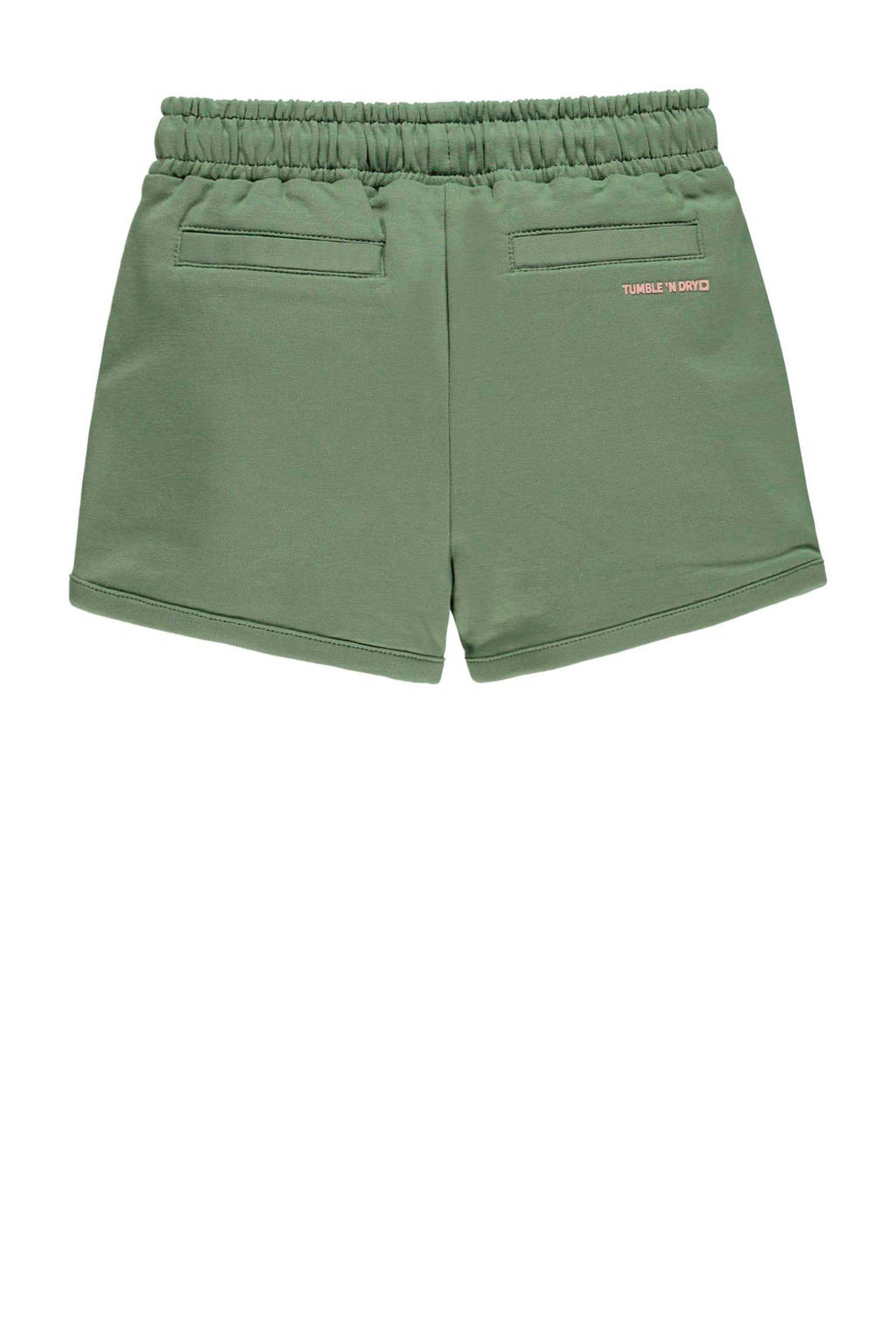 Tumble 'n Dry Lo regular fit short Margje groen, Groen