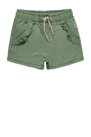 regular fit short Margje groen