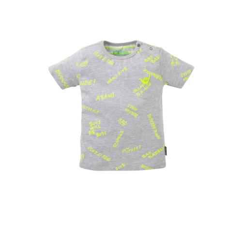 Tumble 'n Dry Lo regular fit T-shirt Tristiano met