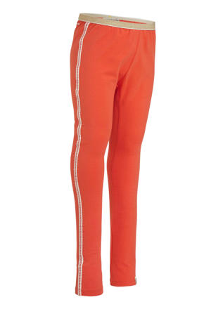 legging Laret oranje