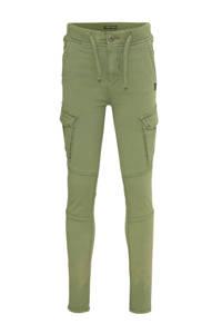 Tumble 'n Dry Hi tapered fit broek Germaldo groen, Groen