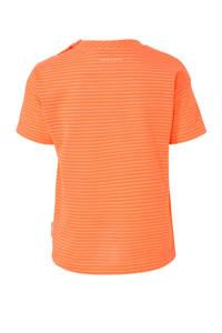 Tumble 'n Dry Lo gestreept T-shirt Mona oranje/wit, Oranje/wit