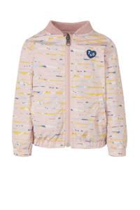 Tumble 'n Dry Lo jasje Mikki met all over print lichtroze/geel/lichtblauw, Lichtroze/geel/lichtblauw