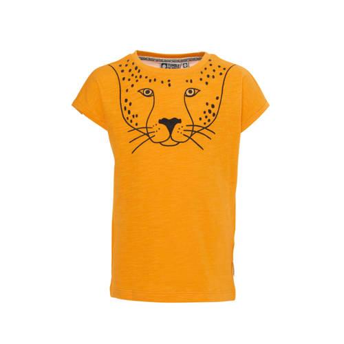 Tumble 'n Dry Mid regular fit T-shirt Lia van biol