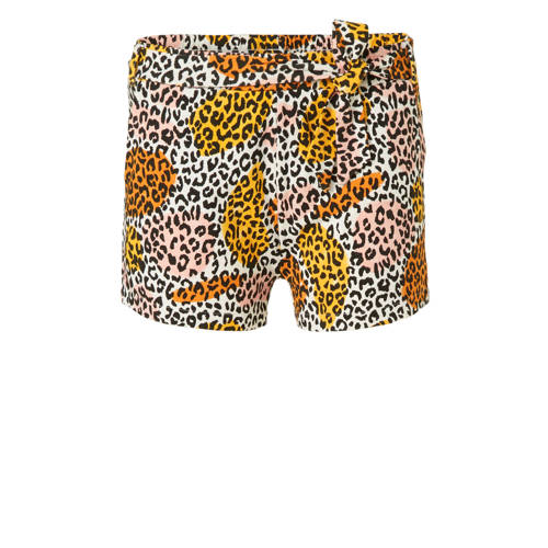Tumble 'n Dry Hi regular fit short Salvie met all