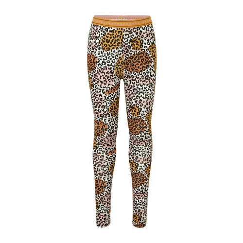 Tumble 'n Dry Mid super skinny legging Lesta met p