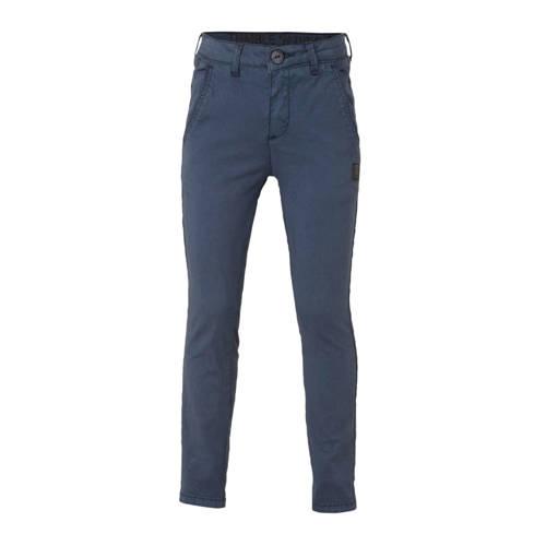 Tumble 'n Dry Mid regular fit broek Gustavo blauw