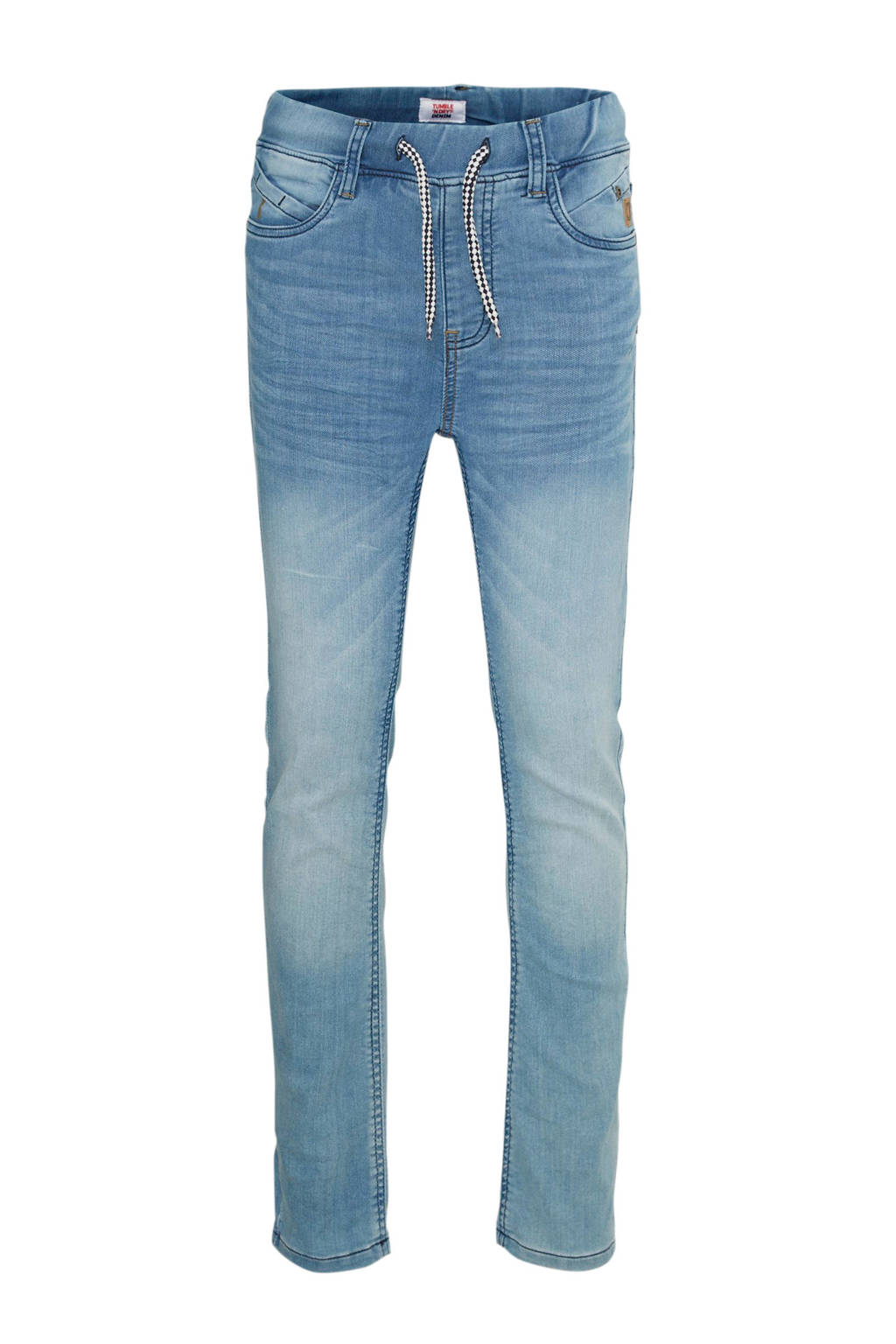 Tumble 'n Dry Hi tapered fit jeans Florenz light denim stoneewashed, Light denim stoneewashed