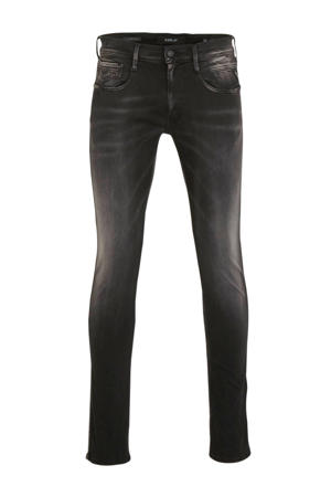 slim fit jeans Anbass black