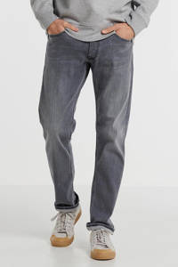REPLAY straight fit jeans Grover light grey, Light Grey