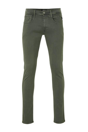 slim fit jeans Anbass army green