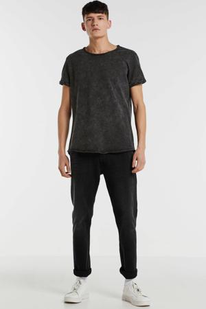 T-shirt Milo zwart