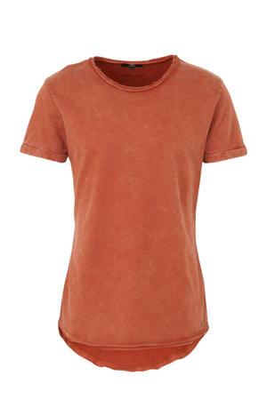 T-shirt Milo bruin