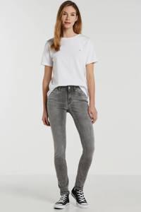 REPLAY skinny jeans NEW LUZ grijs, Grijs