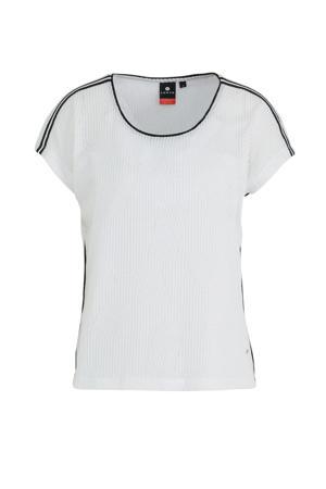 T-shirt Askais wit