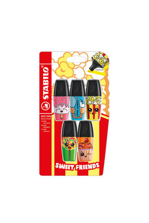 BOSS MINI Sweet Friends edition 5 stuks blister