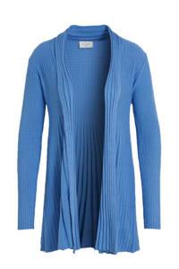 FREEQUENT vest blauw, Blauw