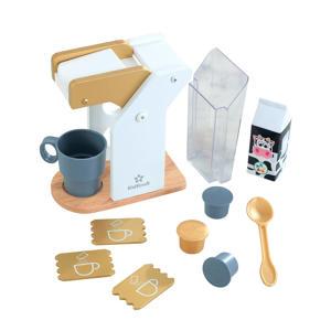 houten speelgoed koffieset - Modern Metallics