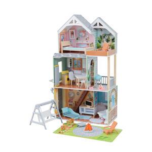 houten Hallie Dollhouse