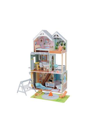 houten poppenhuis Hallie