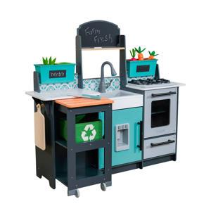 houten Garden Gourmet speelkeuken met EZ Kraft Assembly