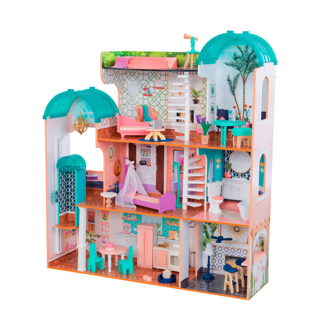 KidKraft houten Camila poppenhuis