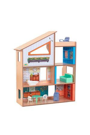 houten Hazel poppenhuis