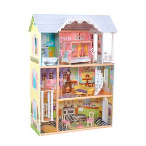 houten Kaylee poppenhuis