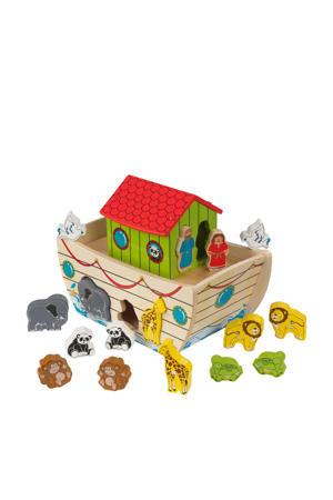 houten Ark van Noach vormsorteerder