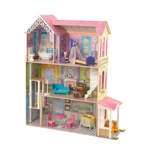 houten Veronica poppenhuis