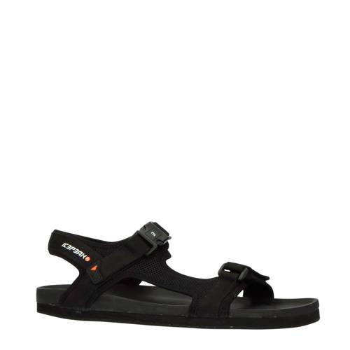 Icepeak Aral Mr outdoor sandalen zwart