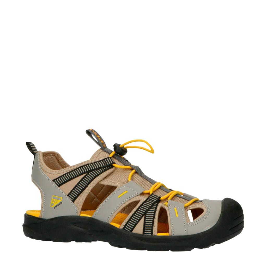Icepeak Aksu Ms outdoor sandalen grijs, Grijs, Dames
