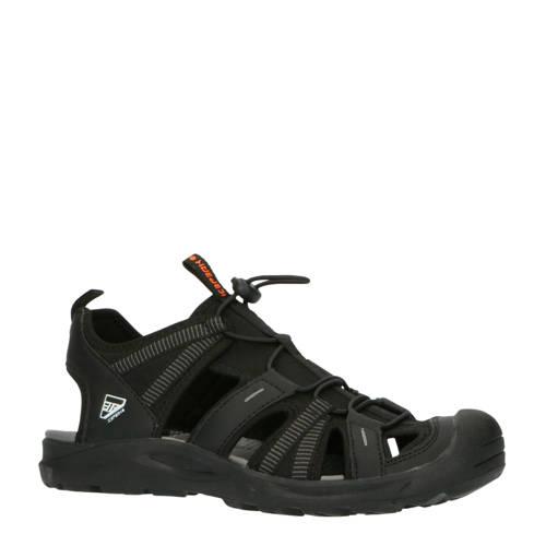 Icepeak Aksu Ms outdoor sandalen zwart
