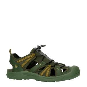 Aksu Mr outdoor sandalen kaki