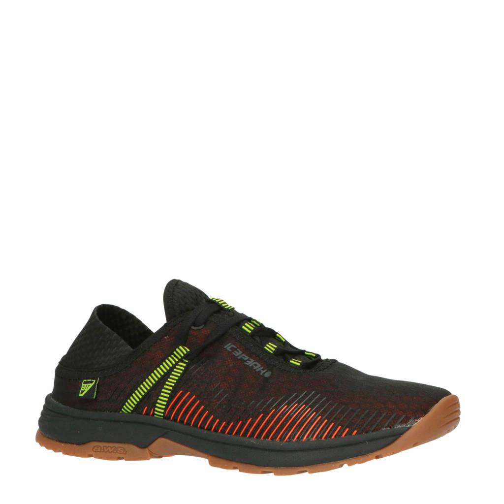 Icepeak Anzio Mr outdoor schoenen zwart, Zwart/geel