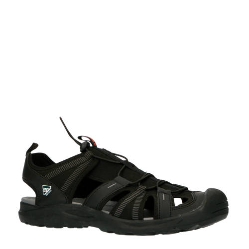 Icepeak Aksu Mr outdoor sandalen zwart