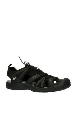 Aksu Mr outdoor sandalen zwart